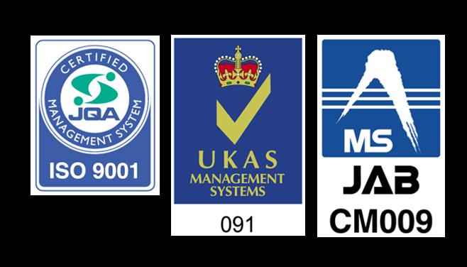 ISO 9001 CM001