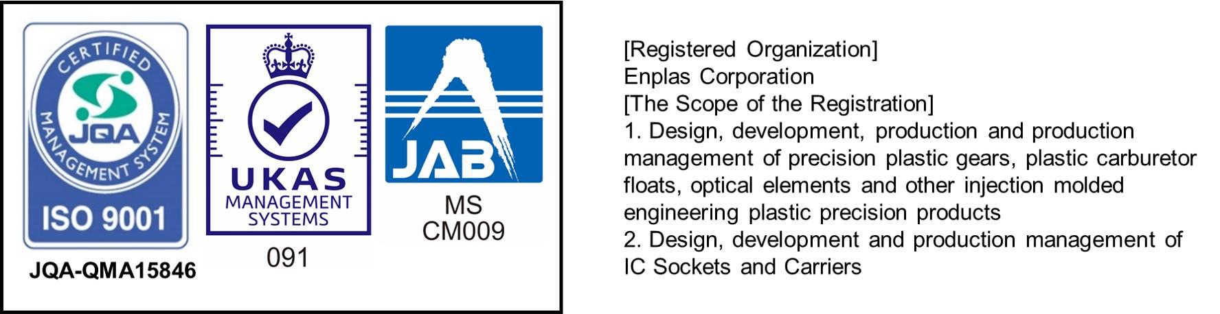 Scope of Registration